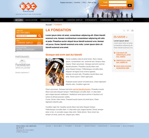 Proposition page ESCT V02
