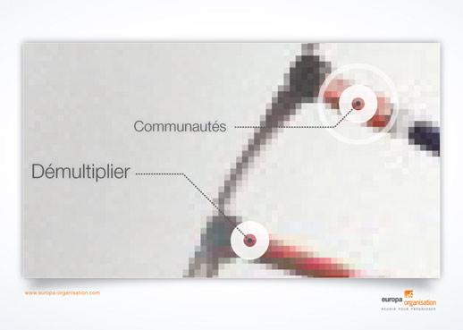 Voeux Europa organisation - slide 02